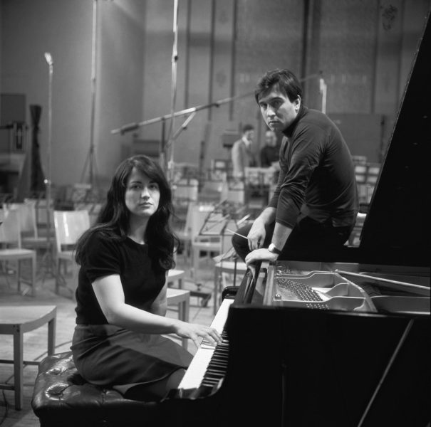 claudio abbado_Martha Argerich: Part 1 | On And Off The Record